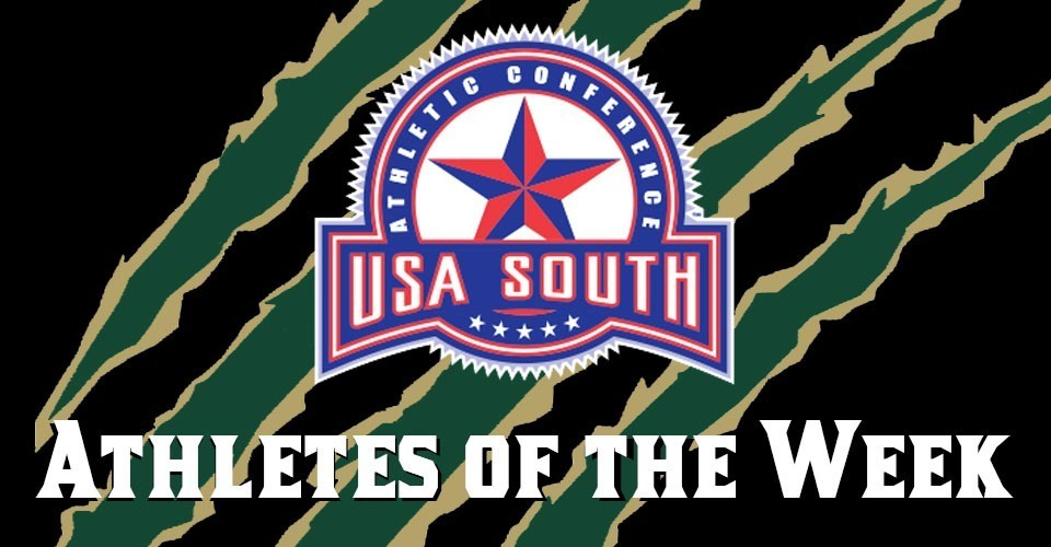 Seth George Named Usa South Baseball Pitcher Of The Week Piedmont